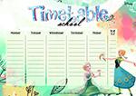 TIMETABLE FROZEN